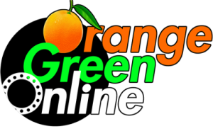 Orange Green Online logo