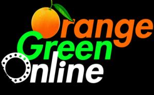 Orange Green Online logo